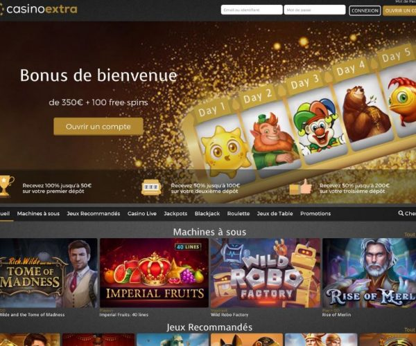 Espace VIP Extra casino avis : que vaut ce site ?